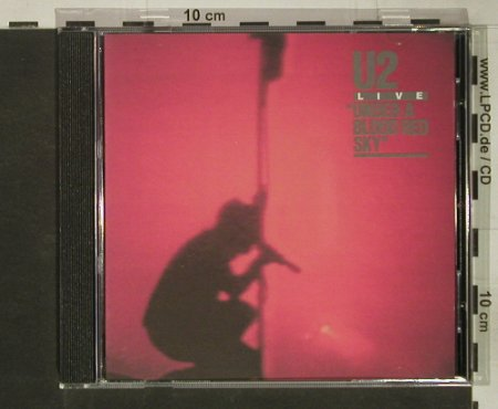 U2: Under A Blood Red Sky, Island(), D, 1983 - CD - 52629 - 10,00 Euro