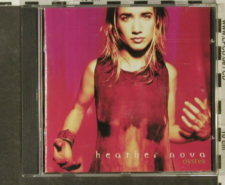 Nova,Heather: Oyster, Butterfly Recordings(), D, 1994 - CD - 52632 - 10,00 Euro