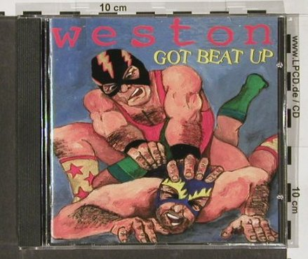 Weston: Got Beat Up, Facedown(), D,  - CD - 52642 - 5,00 Euro