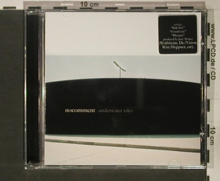 No Comment: Underwater tales, nanopop(), D, 2001 - CD - 52670 - 7,50 Euro