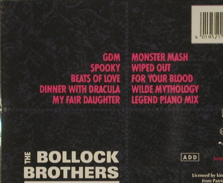 Bollock Brothers: Mythology, SoundS.(), D, 95 - CD - 52734 - 4,00 Euro
