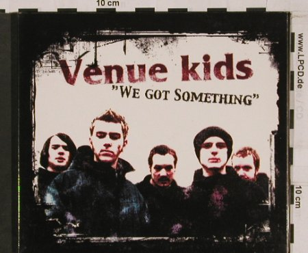 Venue kids: We got Somewhere, 5 Tr. Digi, Gain(), , 03 - CD - 52794 - 4,00 Euro