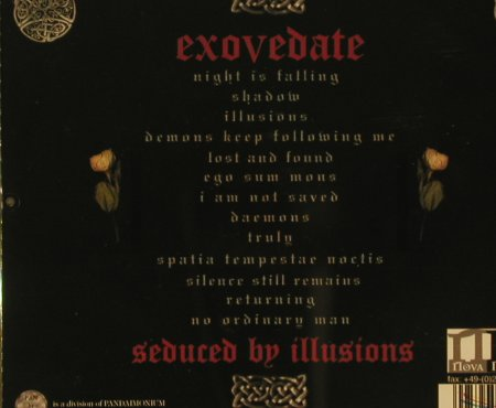 Exovedate: Seduced By Illusions, Fetish(), D, 00 - CD - 52864 - 7,50 Euro