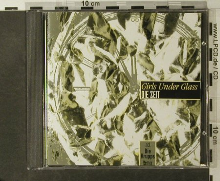 Girls Under Glass: Die Zeit*2+2(Krupps Remix), Dark Star(1356-2), D, 1995 - CD5inch - 52906 - 4,00 Euro