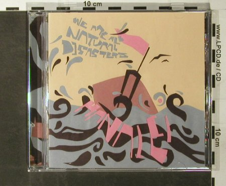 Hanalei: We Are All Natural Disasters, co, Thick Rec.(THK-104), US, 2004 - CD - 52918 - 5,00 Euro