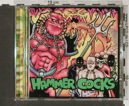 Hammer Cocks: Same, Wolverine(), D, 01 - CD - 52935 - 11,50 Euro