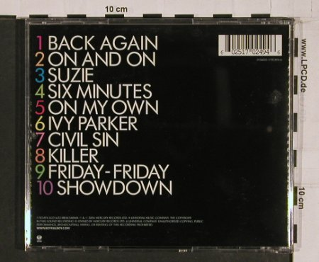 Boy Kill Boy: Civilian, Mercury Rec(), , 2006 - CD - 52950 - 10,00 Euro