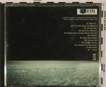 Spitalfield: Better Than Knowing Where you are, Victory(), US, co, 2006 - CD - 53018 - 7,50 Euro