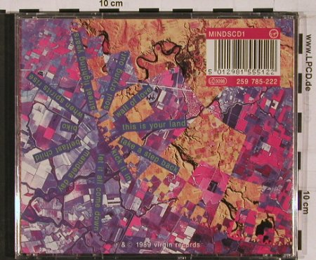 Simple Minds: Street Fighting Years, Virgin(MINDSCD1), UK, 1989 - CD - 53085 - 7,50 Euro
