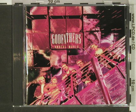 Godfathers: Unreal World, Epic(), US, 1991 - CD - 53152 - 10,00 Euro