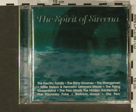 V.A.The Spirit of Sireena: 9 Tr., Sireena(), D, 01 - CD - 53154 - 4,00 Euro