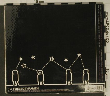 Kissing Chaos: Enter with a Bullet, Digi, 5Tr., Fueled By Ramen(FBR 058), , 03 - CD5inch - 53277 - 4,00 Euro