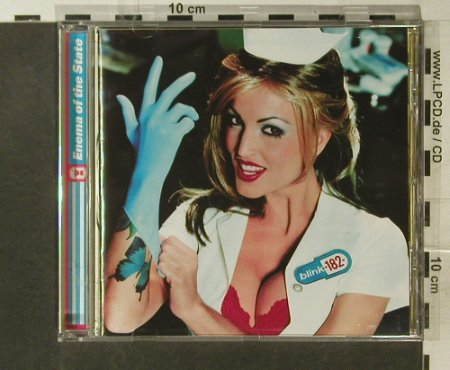 Blink 182: Enema Of The State, MCA(), D, 1999 - CD - 53280 - 10,00 Euro