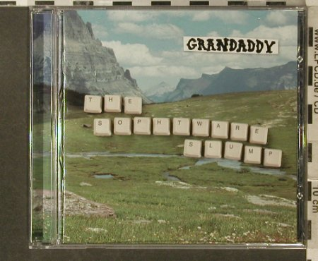 Grandaddy: The Sophtware Slump, V2(), EC, 2000 - CD - 53289 - 10,00 Euro