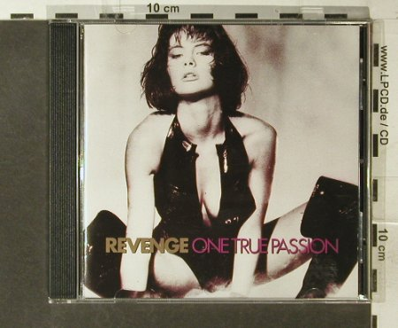 Revenge: One True Passion, RTD(CD1-370), EU, 1990 - CD - 53313 - 7,50 Euro