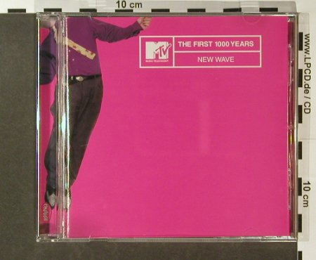 V.A.The First 1000 Years: New Wave, 16Tr., Warner(), US, 1999 - CD - 53400 - 5,00 Euro