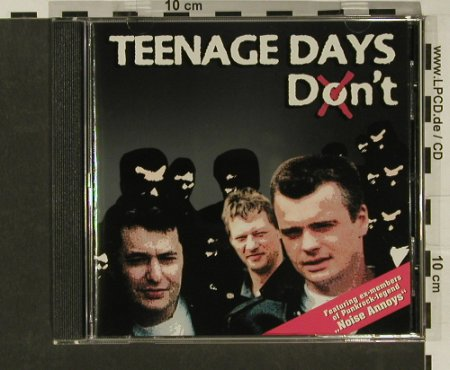 Don't: Teenage Days, ScrapRecords(), D,  - CD - 53437 - 5,00 Euro