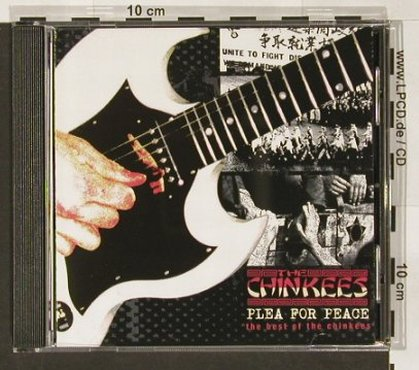 Chinkees,the: Plea for Peace, the Best of the.., KungFu(), EU, 03 - CD - 53466 - 4,00 Euro