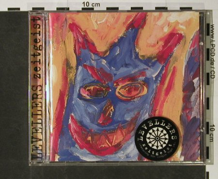Levellers: Zeitgeist, China(), D, 1995 - CD - 53558 - 10,00 Euro