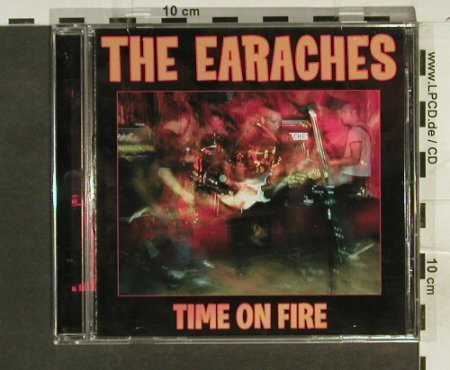 Earaches: Time on Fire, Steel Cage Rec.(), US, 2006 - CD - 53618 - 7,50 Euro