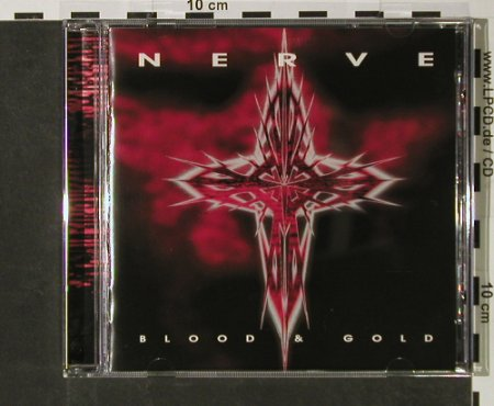 Nerve: Blood & Gold, Play it ag(), , 1995 - CD - 53666 - 11,50 Euro