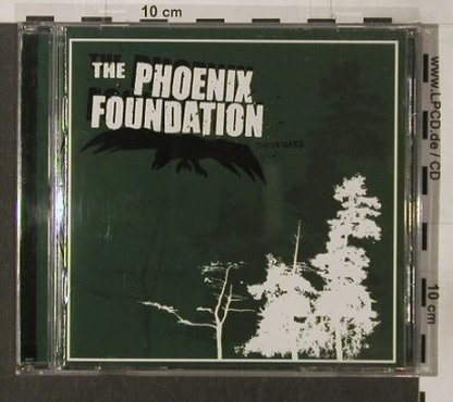 Phoenix Foundation, the: These Days, NewWest Indüstry(004), SF,  - CD - 53668 - 11,50 Euro
