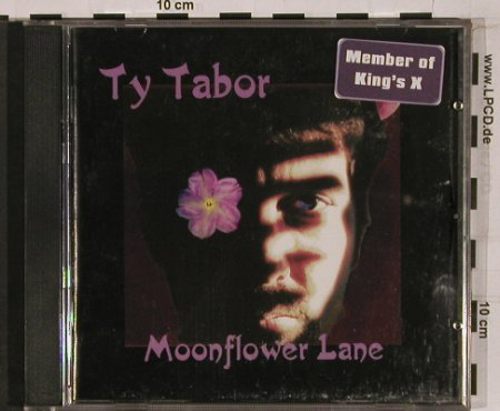 My Tabor: Moonflower Lane, SPV(), D, 98 - CD - 53764 - 7,50 Euro