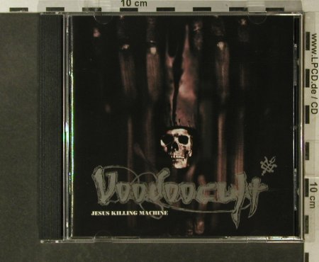 Voodoocult: Jesus Killing Machine, Motor(518 996-2), D, 1994 - CD - 53838 - 4,00 Euro