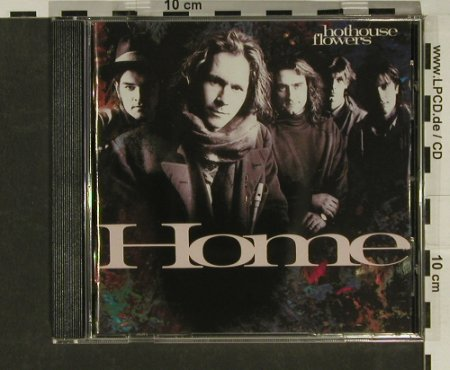 Hothouse Flowers: Home, London(), D, 90 - CD - 53953 - 4,00 Euro
