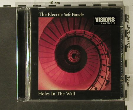Electric Soft Parade, The: Hole in the Wall, db records(db002cdlp), EU, 2002 - CD - 53971 - 7,50 Euro