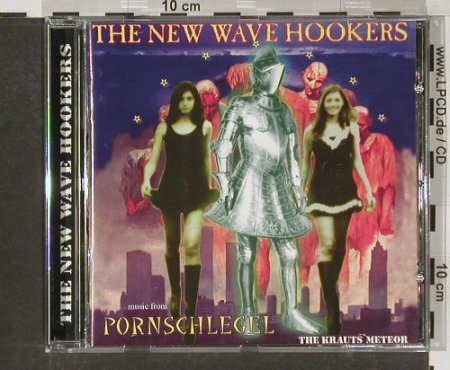 New Wave Hookers(the): Pornschlegel, G Punkt(), D,  - CD - 53983 - 5,00 Euro