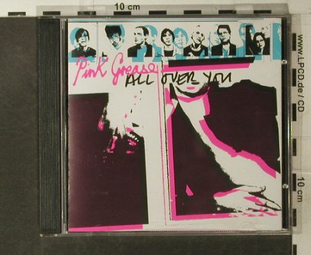 Pink Grease: All Over You, Mute(), EU, 2003 - CD - 54061 - 11,50 Euro