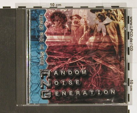 Random Noise Generation: Links in the Chain, m-/vg+, 430 West(), US, 00 - CD - 54077 - 7,50 Euro