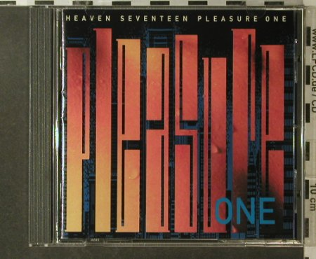 Heaven 17: Pleasure One, Virgin(CDV 2400), UK, 1986 - CD - 54115 - 7,50 Euro