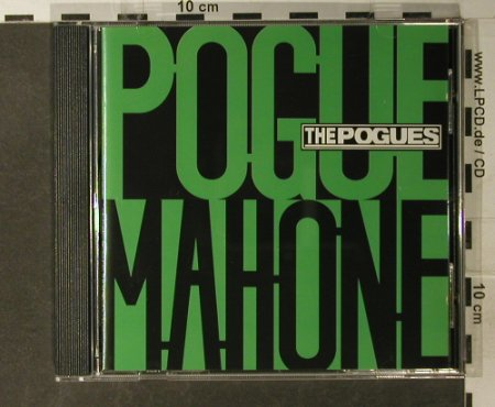 Pogues: Pogue Mahone, WB(), D, 1995 - CD - 54160 - 10,00 Euro
