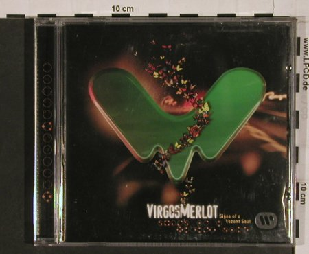 Virgios Merlot: Sign Of A Vacant Soul, Atlantic(), D, 99 - CD - 54185 - 7,50 Euro