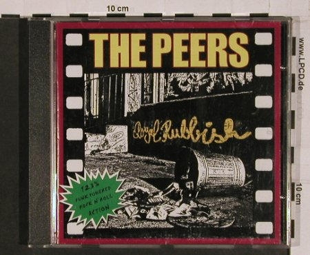 Peers,The: Royal Rubbish, Superrock(), D, 04 - CD - 54344 - 11,50 Euro