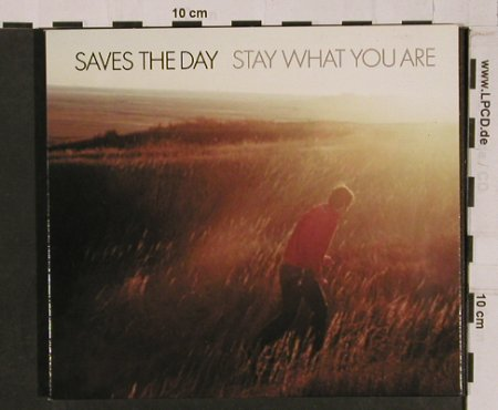 Saves the Day: Stay What you are, Digi, Vagrant(), , 01 - CD - 54399 - 10,00 Euro
