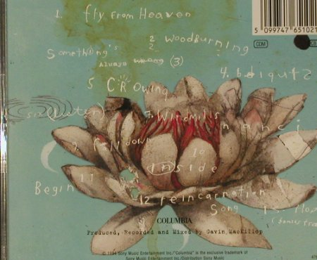 Toad The Wet Sprocket: Dulcinea, Columb.(), A, 94 - CD - 54418 - 5,00 Euro