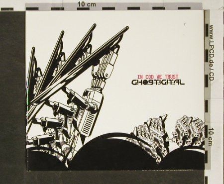 Ghostigital: In Cod We Trust, Digi, Ipecac Recordings(IPC70), US, 2006 - CD - 54461 - 10,00 Euro