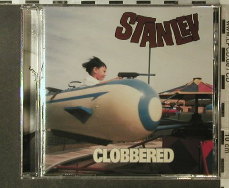 Stanley: Clobbered, Another Planet(AP-6010-2), US, 1995 - CD - 54473 - 5,00 Euro