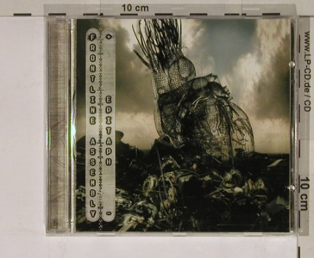 Front Line Assembly: Epitaph, Co, Metropolis(), US, 01 - CD - 54504 - 11,50 Euro