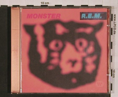 R.E.M: Monster, WB(), D, 1994 - CD - 54703 - 7,50 Euro