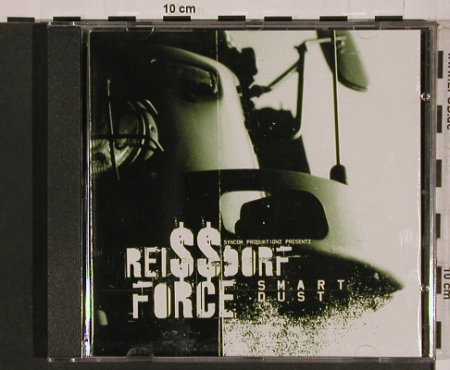 V.A.Reissdorf Force: Smart Dust,14Tr., EMI(), EU, 00 - CD - 54830 - 2,50 Euro