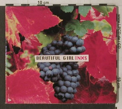 Inxs: Beautiful Girl,1Tr.Promo,Digi, inxrc 22(INXRC 22), UK,  - CD5inch - 54936 - 2,50 Euro