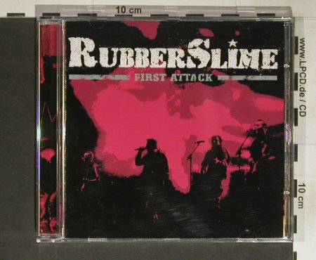 RubberSlime: First Attack, Dröönland(), , 2003 - CD - 54959 - 11,50 Euro