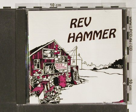 Rev Hammer: Industrial Sound + Magic, CookVinyl(), , 91 - CD - 54989 - 7,50 Euro