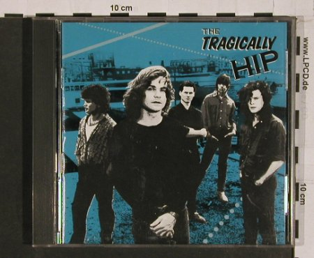 Tragically Hip: Same, MCA(MCAD-39116), US, 1987 - CD - 55018 - 10,00 Euro