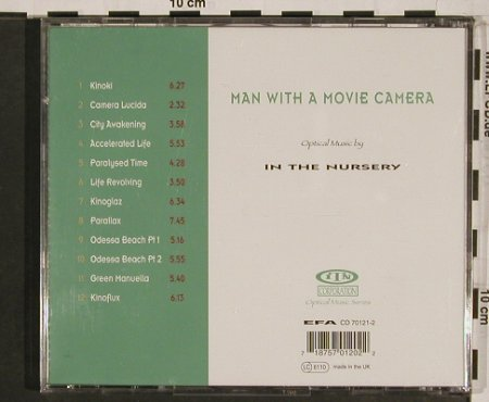 In The Nursery: Man With A Movie Camera, ITN(corp 021), UK,  - CD - 55111 - 11,50 Euro