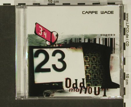 Carpe Wade: Odd Man Out, West Side(), D, 97 - CD - 55153 - 7,50 Euro